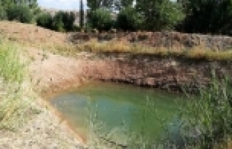 Doğanşehir ilçesinde sulama kuyusuna düşen şahıs, itfaiyenin yardımıyla kurtarıldı