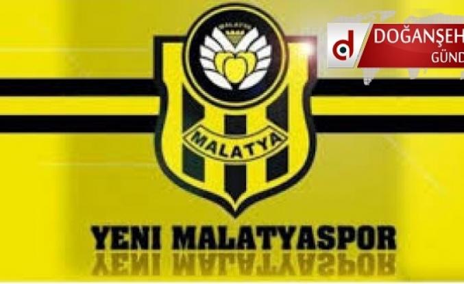 Yeni Malatyaspor ligden umutlu