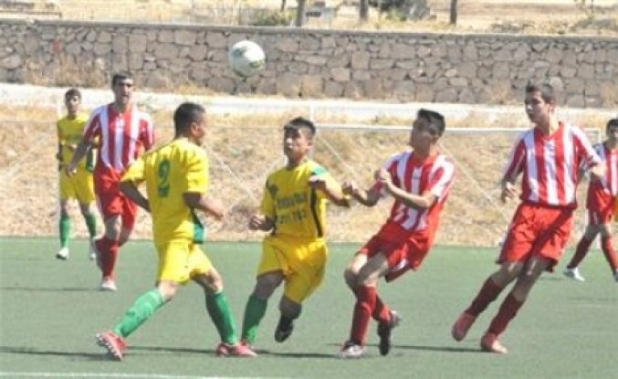 Malatya Amatör Küme Futbol Ligi U 19 1 Küme Liginde ikinci hafta maçları oynandı