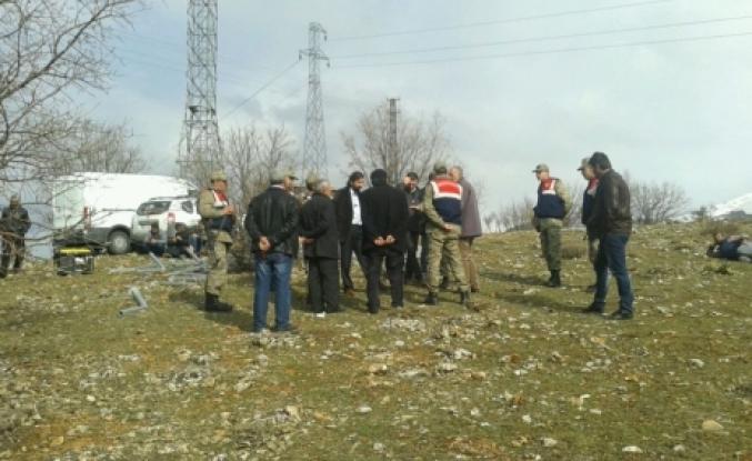 Kelhalil ve Polatdere Baz İstasyonu İsyani