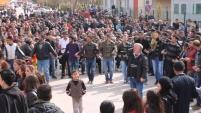 1. Doğanşehir Geleneksel Bahar Festivali - Eğitim Sen Malatya Müzik Grubu -Halay-Potpori